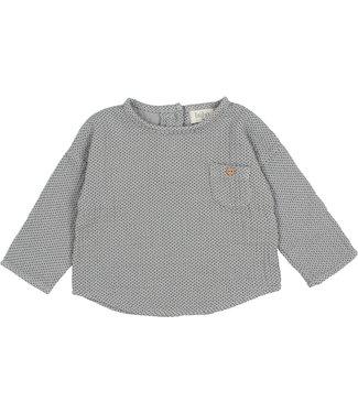 Buho Teo Mini Dots Shirt Cloud