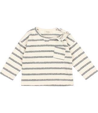 Buho Popeye Sweater Navy Stripes Cloud