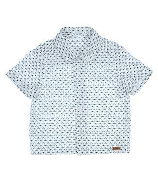 Gymp Shirt Short Sleeve Atlantic