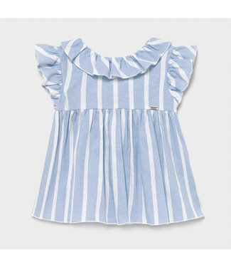 Mayoral Blouse Stripes