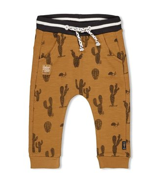 Feetje Pants Camel Cactus