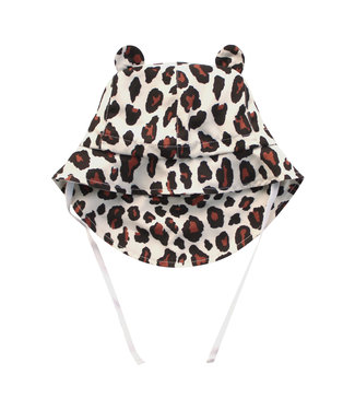 Your Wishes Leopard Bear Summer Hat