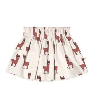Your Wishes Laidback Lama Skirt