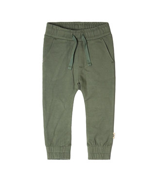 Your Wishes Solid Sweat Pants Old Green