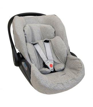 Trixie Car Seat Cover Cybex Cloud Z i-Size Diamond Stone