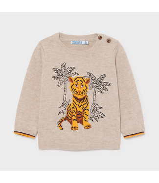 Mayoral Sweater Lienzo Tiger