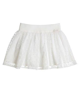Gymp Skirt Corazan Off-White