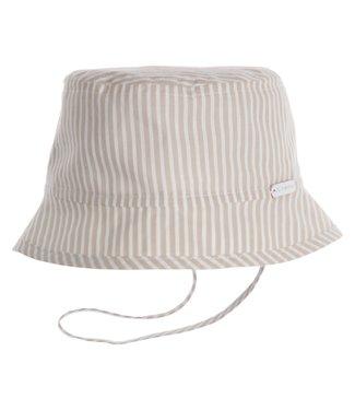 Gymp Hat Kenia Beige/White