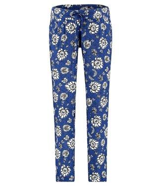 Queen Mum Woven Pants Sodalite Blue