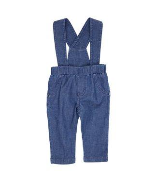 Gymp Pants Suspenders Trophy Bleu