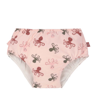 Lassig Swim Diaper Octopus Rose