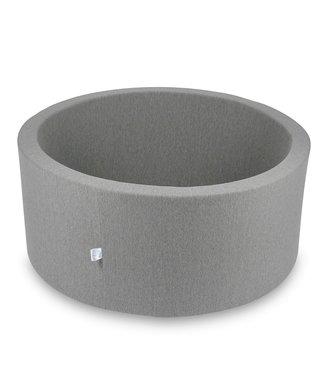 Moje Ballenbad Cotton Grey 90x40 Cm