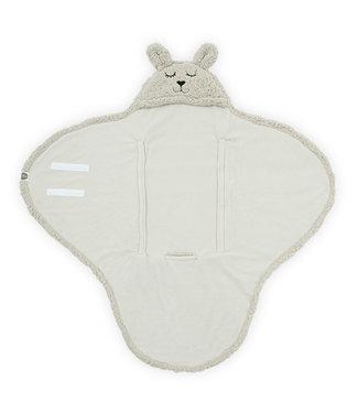 Jollein Wrap Blanket Bunny Nougat
