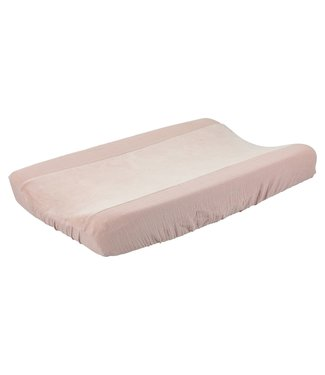 Trixie Changing Pad Cover Bliss Rose