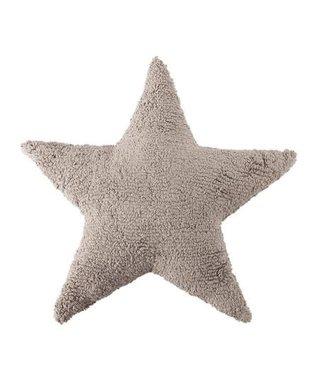 Lorena Canals Cushion Star Taupe