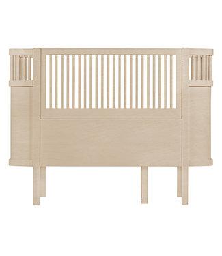 Sebra Kili Baby & Juniorbed Hout