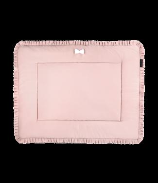 House Of Jamie Boxkleed Omkeerbaar Powder Pink & Stone 75x95cm