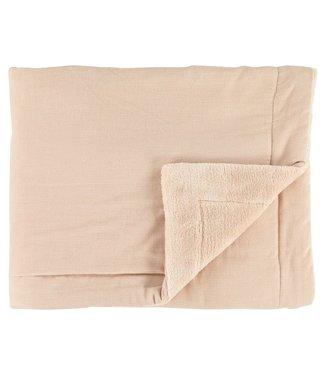 Trixie Blanket 75 x 100cm Ribble Rose & Fleece