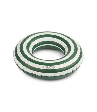 Liewood Baloo Swim Ring Garden Green/Creme De La Creme