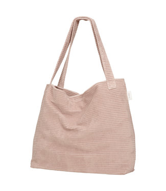 Koeka Vik Mom Bag Grey Pink