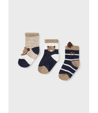 Mayoral Sock Set Mix Blue