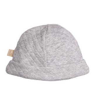 Baby Gi Baby Hat Jacquard Grey