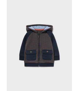 Mayoral Mixed Sweater Blue