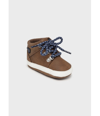 Mayoral Hiking Boots Caramelo
