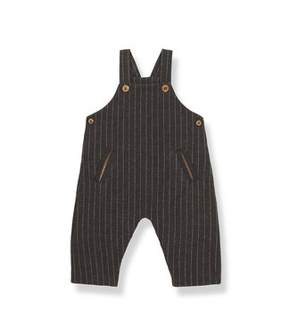 1+InTheFamily Axel Overall Charcoal