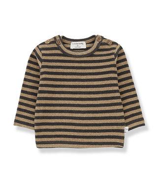 1+InTheFamily Sandro T-Shirt Brandy