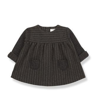 1+InTheFamily Cissy Dress Charcoal