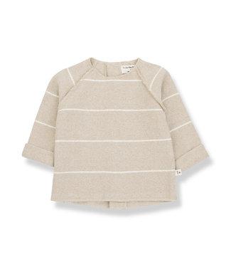 1+InTheFamily Gaspard Sweater Cream