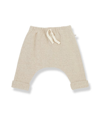 1+InTheFamily Yves Baggy Pants Cream