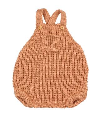 Buho Soft Knit Romper Hazel