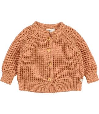 Buho Baby Soft Knit Cardigan Hazel