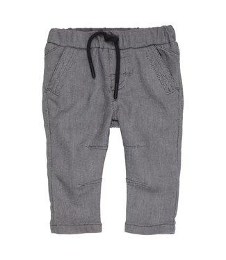 Gymp Pants Pockets Grey