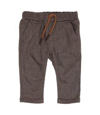 Gymp Pants Pockets Brown