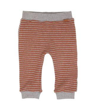 Gymp Pants Grey Cognac