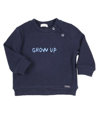 Gymp Pullover Sweater Grow Up Marine