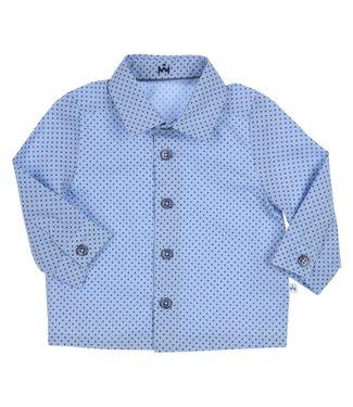 Gymp Shirt Blue Print