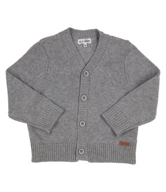 Gymp Knitted Cardigan Grey