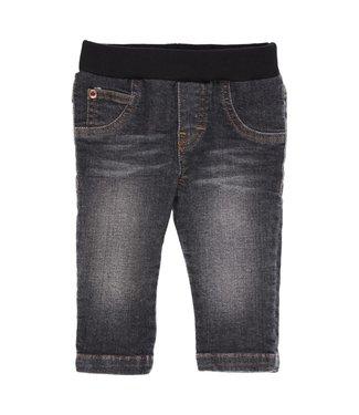 Gymp Jeans Elastic Antraciet