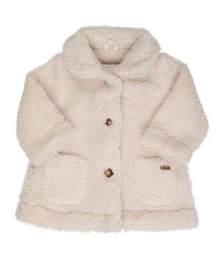 Gymp Coat Ecru