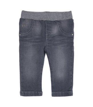 Gymp Jeans Elastic Grey