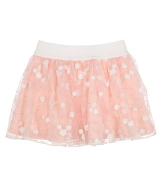 Gymp Skirt Tulle Vieux - Rose