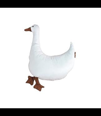 Huggles Republic Goosey Feeding Pilow White