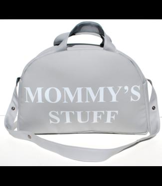 Huggles Republic Mommy's Stuff Bag XL Grey