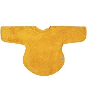 Timboo Bib With Sleeves Ocher 528