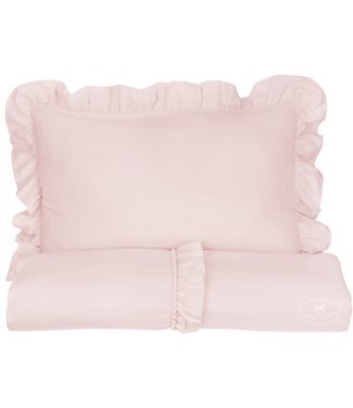 Cotton & Sweets Boho Bed Linen Powder Pink