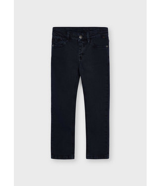 Mayoral 5 Pocket Skinny Fit Pants Navy